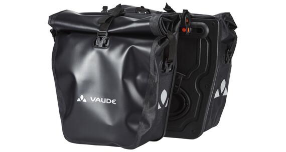 VAUDE Aqua Front Panniers black